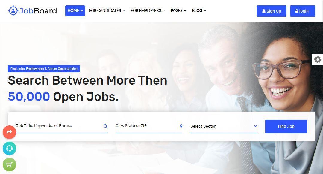 Job Board Premium Template