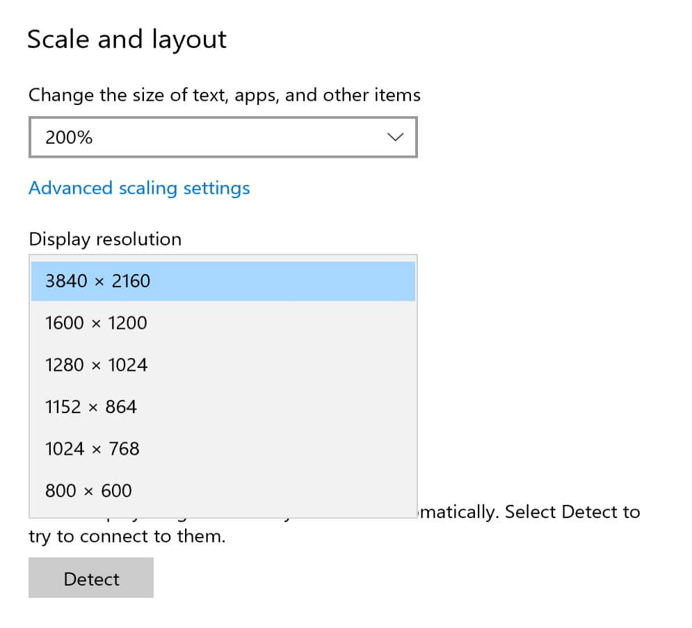 VirtualBox 4k Screen Resolution