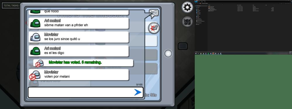 Main Screen Game Windows